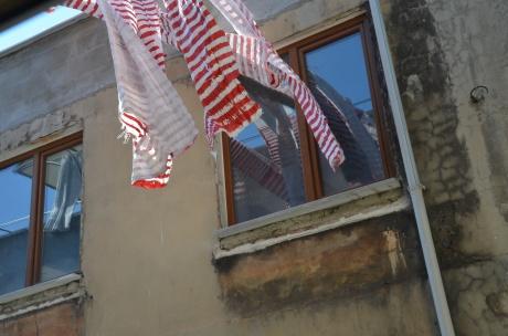 Blood on Silk: Turn to, turn away